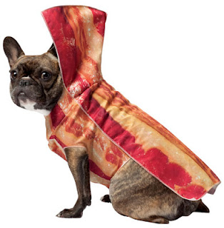 Bacon-dog-costume